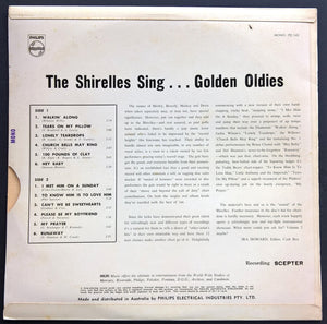 The Shirelles Sing...Golden Oldies