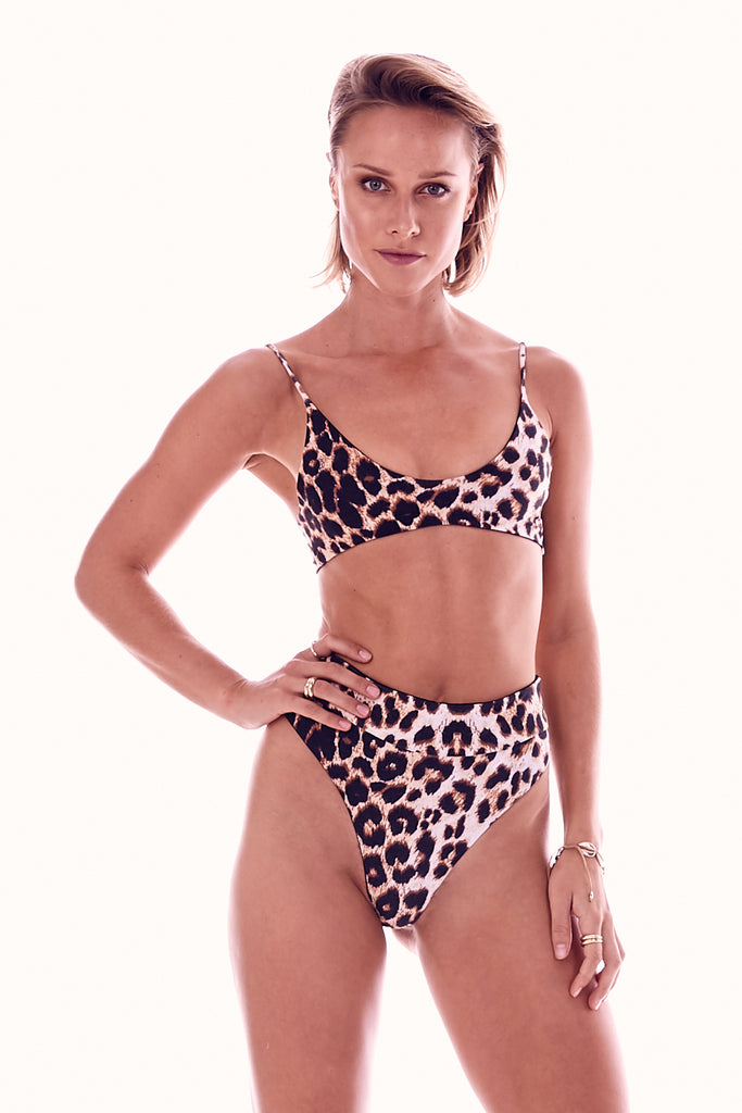 The Reversible Boogie Bottoms /  Wild Leopard & Oynx