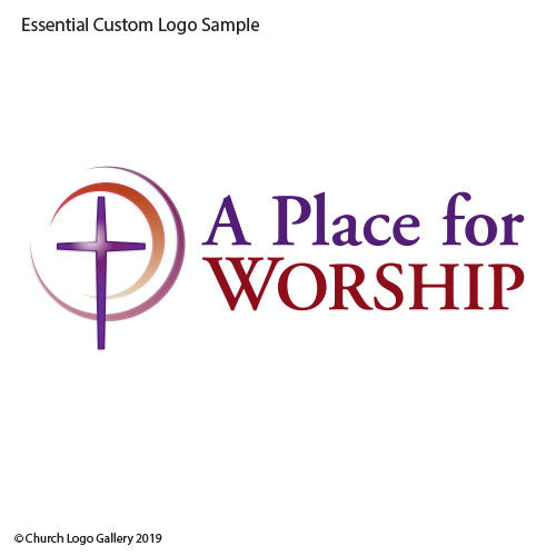 Essential Custom Church Logo
