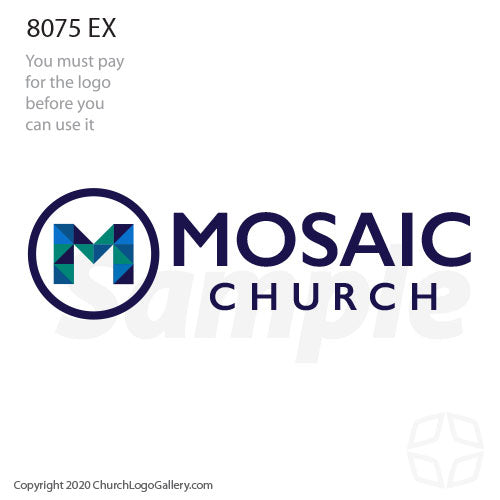 Sample Mosaic logo