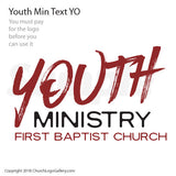 (Sample) Youth Ministry