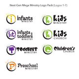 Children's Logos(enlarged)