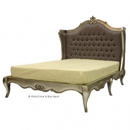Awesome A Modern Twist With Classic Design This Is The Ideal Bed To Make A  Statement. The Amelie Is Luxury At Her Finest! Exclusive To Fabulous U0026  Baroque, ...