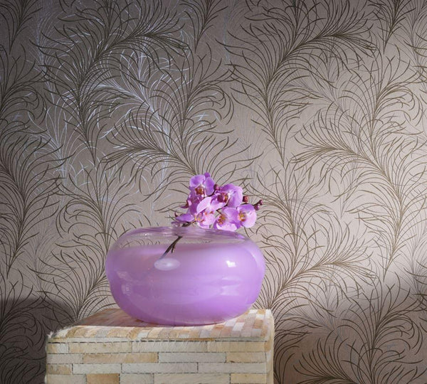 Elle Wallcovering Collection #7 - 3 Colors Available