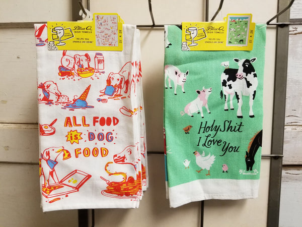 BlueQ Kitchen Towels