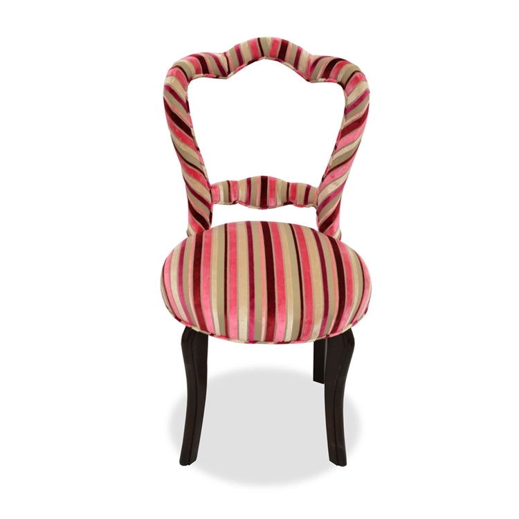 CANDYCANE PINK ACCENT CHAIR