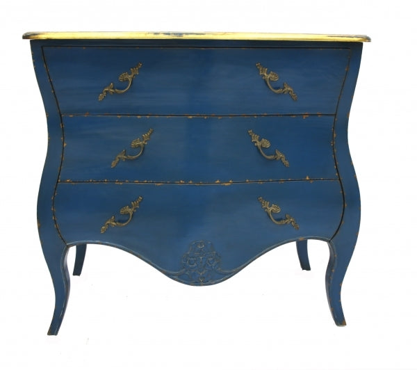 Madeline Parisian 3 Drawer Chest