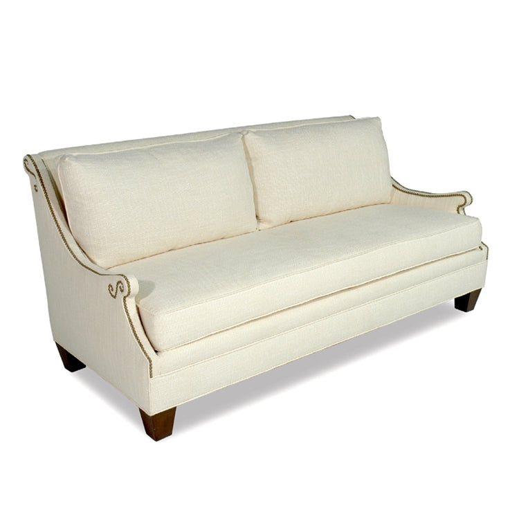 ESTANCIA CREAM CHENILLE SOFA