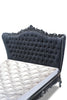 Absolom Roche Upholstered Bed King Size - Black