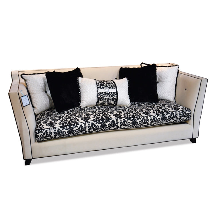COUTURE VELVET GLAM SOFA