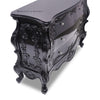 Alexandra Side Table - Black