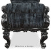 Fabulous and Baroque's Absolom Roche Bench - Black