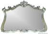 Angelique Mirror - Silver leaf