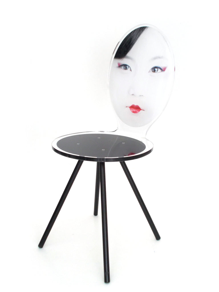Asian Chair - Madame YU