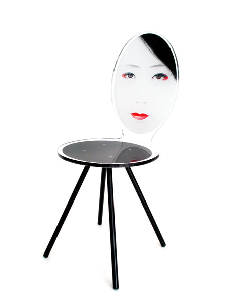 Asian Chair - Madame AOI