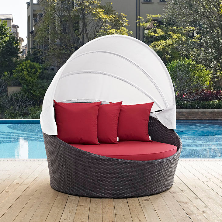 Convene Canopy Daybed