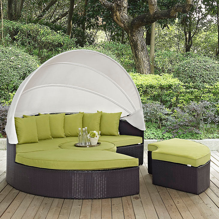 Convene Canopy Sectional Daybed *Available in 6 colors