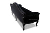 Lilith French Sofa - Black