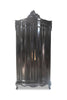 Cateline French Large Wardrobe- Black