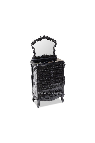 Ashleigh Jewelry Armoire - Black