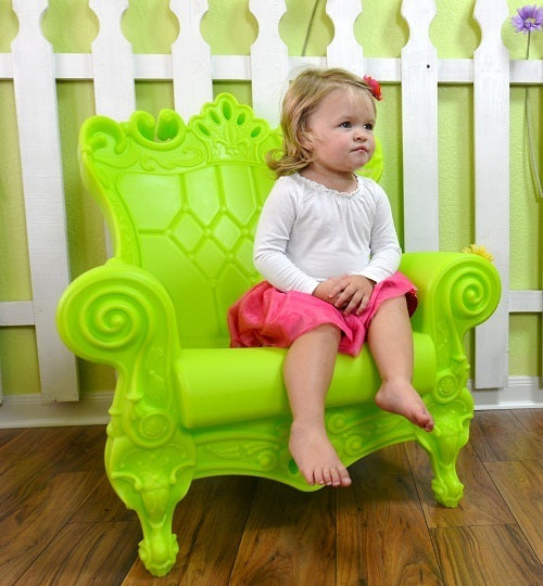 Little Queen of Love - Lime Green