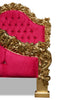 Rose du Chantilly Bed - Gold and Cherry Blossom Pink
