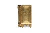 Rose du Chantilly Side Table - Gold
