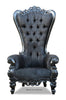 Gryphon Reine Chair - Black Velvet