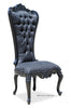 Absolom Roche Side Dining Chair - Black