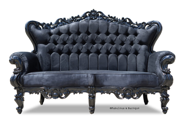 fabulous modern baroque rococo furniture and interior design sofas and chaise fabulous and. Black Bedroom Furniture Sets. Home Design Ideas