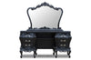 Gryphon Reine Dressing Table - Black