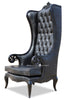 Fabulous and Baroque's Theban Chair - Black Croc