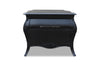 Bordeaux 8 Drawer Coffee Table - Black