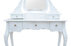 Florence Dressing Table - White