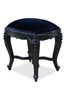 Fabulous French Dressing Table Stool - Black