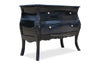 Bordeaux Grand Side Table - Black
