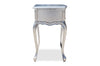 Sabine Side Table - Silver