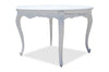 "Cherise 48"" Round Dining Table - White"