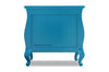 Fabulous & Baroque's Angelique Side Table - Azur Blue