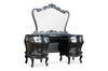 Absolom Roche Dressing Table - Black Rustic