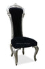 Dauphine Chair - Silver