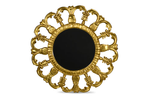Tinsley Mirror - Gold