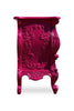 Night's Dream Side Table - Fuchsia