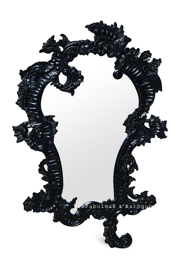 Claudette Mirror - Black