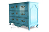 Louis XIV Prince du Sang Chest -  Azur Blue