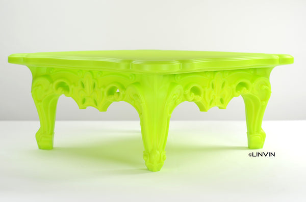 Duke of Love Cocktail Table - Pure Green