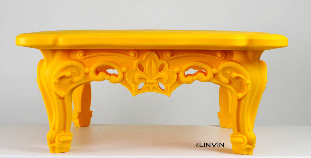Duke of Love Cocktail Table - Sunflower Yellow
