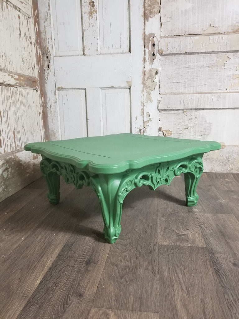 Duke of Love Cocktail Table -  Malva Green