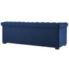HERITAGE VELVET SOFA *Available in Navy, Sea Blue, Cream & Grey