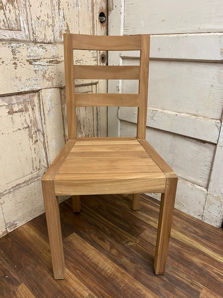 Teakwood Casual Chair